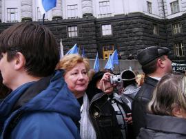 22.03.2011р Всеукраїнська акція протесту
